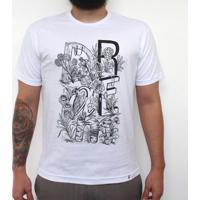 Dream - Camiseta Clássica Masculina