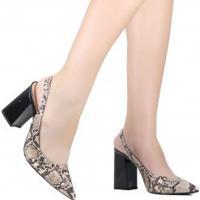 Sapato Cecconello Scarpin Icons