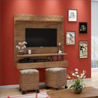 Painel Para Tv 47 Polegadas Aracitaba 2 Gv Nobre 120 Cm