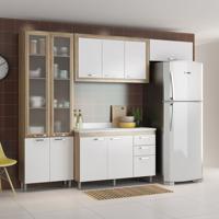 Cozinha Compacta Guilherme I 10 Pt 3 Gv Argila