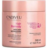 Máscara Reparadora Cadiveu Professional Hair Remedy 500Ml - Feminino-Incolor