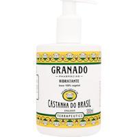 Granado Hidratante Castanha Do Brasil 300Ml - Feminino-Incolor