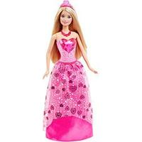 Barbie Princesa Penteados Mágicos Princesa Gem Fashion - Mattel