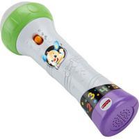 Microfone Do Cachorrinho - Aprender E Brincar - Fisher-Price
