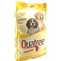Ração Para Cães Quatree Gourmet Filhotes Com 15Kg