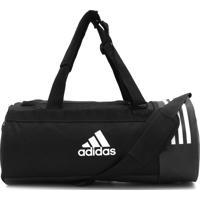 Mala Adidas Performance Cvrt 3S Duf S U Preto/Branco