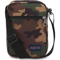 Bolsa Shoulder Bag Jansport - Unissex-Marrom