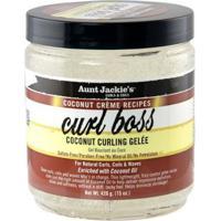 Definidor De Cachos Aunt Jackie'S Curl Boss 426Ml - Unissex-Incolor