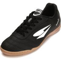 Chuteira Futsal Dray 802 Co Preto