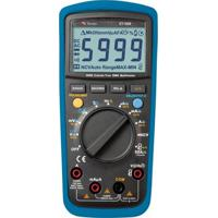 Multímetro Digital Minipa Et-1649 Preto/Azul