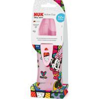 Copo Nuk Active Cup Disney By Britto Menina 300Ml