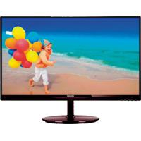 "Monitor Philips Led 23"" - Widescreen - Hdmi - Vga - True Vision - Full Hd - 234E5Qhab"
