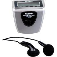 Pedômetro Kikos Pd40 - Unissex