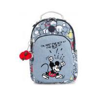 4dd2e778a Mochila Kipling Disney Mickey 90 Anos Seoul Go S Threechrb2