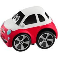 Mini Carrinho - Turbo Touch Racer - Meu Primeiro Fiat 500 - Chicco - Unissex