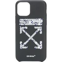 Off-White Airport Arrows Iphone 11 Pro Case - Preto