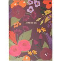 Caderno Notebook Gaia Em Papel 1 Peça - Marrom