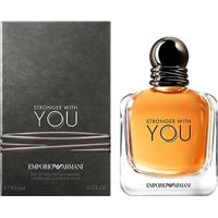 Perfume Stronger With You Masculino Giorgio Armani Edt 100Ml - Masculino-Incolor