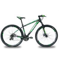 Bicicleta Rino Atacama 29 Freio Hidraulico - Shimano Altus 24V - Unissex