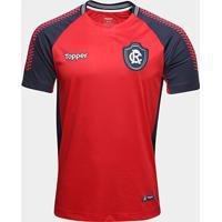Camisa De Goleiro Remo I 2018 S/N° Topper Masculina - Masculino