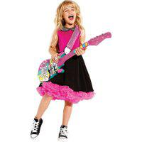 Barbie Guitarra Fabulosa Com Funçáo Mp3 Player - Fun Divirta-Se