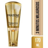 Condicionador Pantene 3 Minutos Milagrosos Hidratação 170Ml