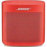 Bose Soundlink Color Bluetooth® Ii ? Vermelho - Unissex