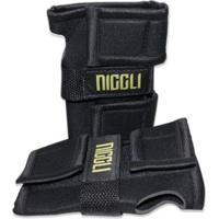 Protetor De Punho Niggli Pads Profissional - Unissex