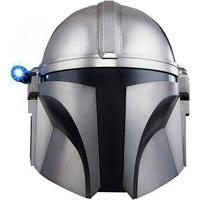 Capacete Eletrônico Detalhado Hasbro Star Wars The Black Series The Mandalorian - F0493
