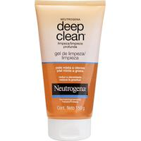 Neutrogena Gel De Limpeza Profunda Deep Clean 150G - Unissex
