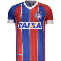 Camisa Esquadrão Bahia Ii 2018 Masculina - Masculino