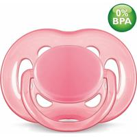 Chupeta Freeflow Bpa Free - 6 A 18 Meses - Philips Avent - Unissex-Incolor