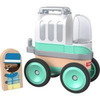 Fisher-Price Carrinho Camper Wonder Makers - Mattel