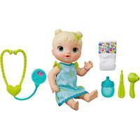 Boneca Baby Alive - Cuida De Mim - Loira - E5834 - Hasbro