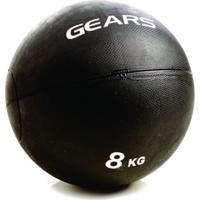 Medicine Ball 8Kg Gears 569 Preta