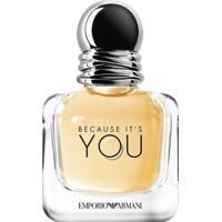 Emporio Armani Because Its You Eau De Parfum Feminino 100 Ml