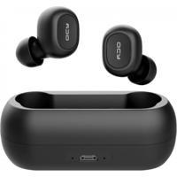 Fone De Ouvido Bluetooth Case Carregador Qcy - Preto