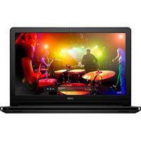 Notebook Dell Inspiron 15'', 4Gb, 1Tb, Windows 10 Intel® Core™ I3 Série 5000 (5566) Preto - Intel Core I3