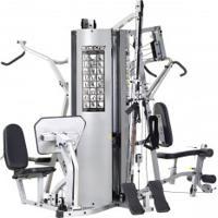 Estação De Musculação Kikos 518Bk - Prata