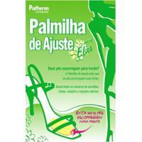 Palmilha Palterm De Ajuste