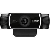 Câmera Webcam Full Hd Pro Stream Com Tripé Preto - Logitech - C922