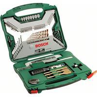 Kit De Ferramentas Bits E Brocas Xline 100 Peças Titanium 379533 Bosch