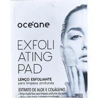 Lenço Esfoliante Facial Océane - Exfolianting Pad 1 Un - Unissex