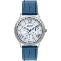 Relógio Feminino Orient Multifunção Fbscm009 S3Dx - Unissex-Azul