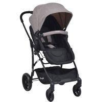 Carrinho De Bebê Convert-Burigotto - Capuccino