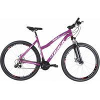 Bicicleta Track Aro 29 Tkfm 29 21 Marchas Suspensão Dianteira Quadro Em Alumínio Freio À Disco - Feminino