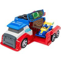 Veículo E Mini Figura - Patrulha Canina - Pit Stop Móvel - Sunny