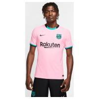 Camisa Nike Barcelona Iii 2020/21 Jogador Masculina