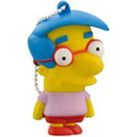 Pen Drive Milhouse Simpsons 8Gb Usb Leitura 10Mb/S E Gravacao 3Mb/S Multilaser - Pd075