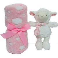 Gift Ovelhinha Do Sonho - Rosa - Buba